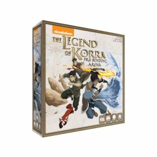 The Legend of Korra - Pro Bending Arena