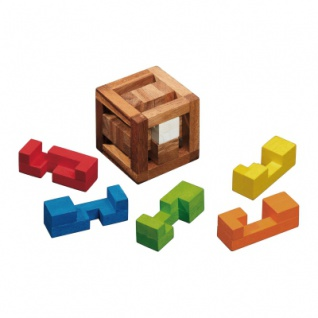 Caged Burr - Level 3 - 1 Puzzleteile