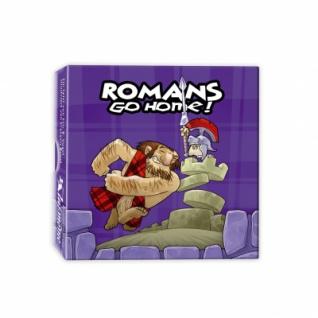 Romans Go Home - 2 Erweiterung