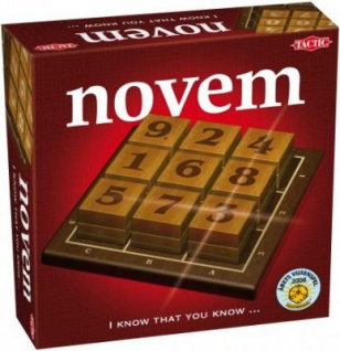 novem - I know that you know!