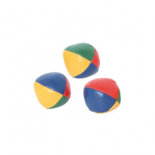 Jonglierball bunt