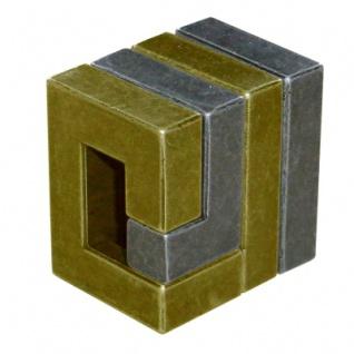 Cast Puzzle Coil - Metallpuzzle - Level 3