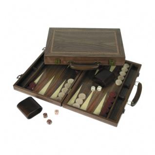 backgammon koffer g nstig online kaufen bei yatego. Black Bedroom Furniture Sets. Home Design Ideas