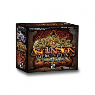 Ascension - Return of the Fallen - The second set in the Ascension franchise