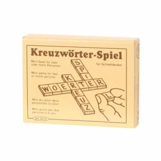 Kreuzwörter-Spiel