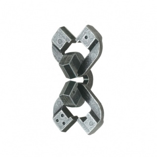 Cast Puzzle Chain - Metallpuzzle - Level 6