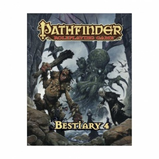 Pathfinder Bestiary 4 Pocket Edition