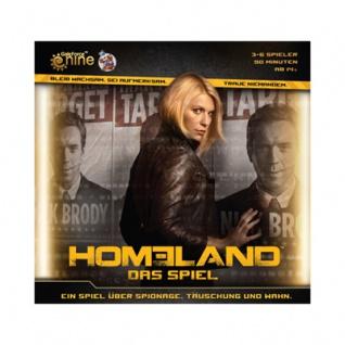 Homeland - Das Brettspiel