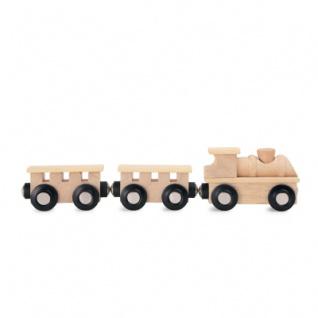 Holzzug - Klassik - natur TRAINible