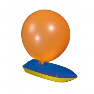 Luftballon-Boot farbig - Vorschau 3