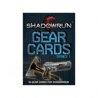 Shadowrun - Gear Cards 1