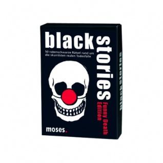 Black Stories - Black Stories - Funny Death