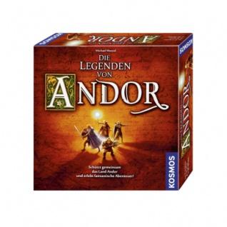 Die Legenden von Andor - Kennerspiel 2013