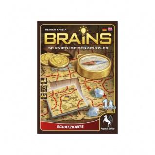 Brains - Schatzkarte