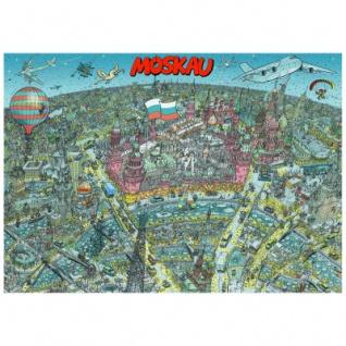 Moskau - Puzzle - Vorschau 2