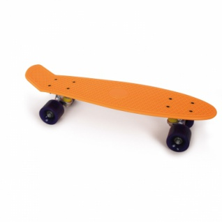 Skateboard - neonorange