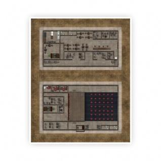 Deadlands - Noir Map Offices und Theatre