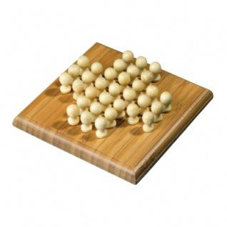 Solitaire - Minispiel - Bambus