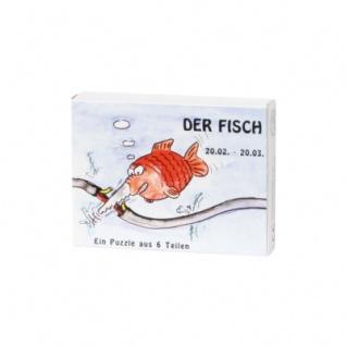 Mini-Fisch-Puzzle