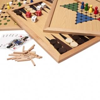 Spielesammlung - Holz - Premium Edition - Vorschau 5