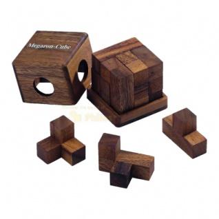 Megaron-Cube - Denkspiel - Knobelspiel - Geduldspiel