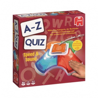 A-Z Quiz Speed & Sound