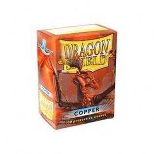 Dragon Shield - Kupfer - 100 Stück