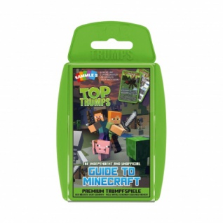 Top Trumps - The Independent & Unofficial Guide to Minecraft
