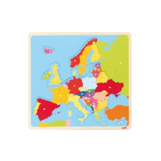 Legepuzzle Europa