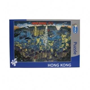 Hongkong - Puzzle - Vorschau 3