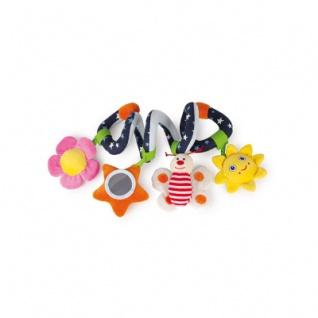 Babyspielzeug Greifspirale