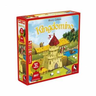Kingdomino, Revised Edition - Spiel des Jahres 2017