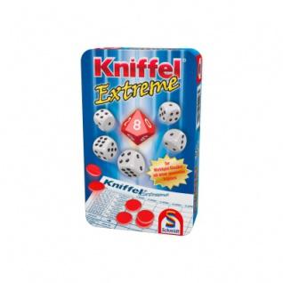 Kniffel Extreme - Metalldose