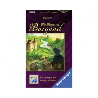 Die Burgen von Burgund - Das Kartenspiel