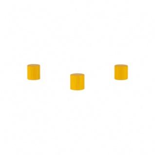 Zylinder - Walze Sol - 10x10mm - gelb