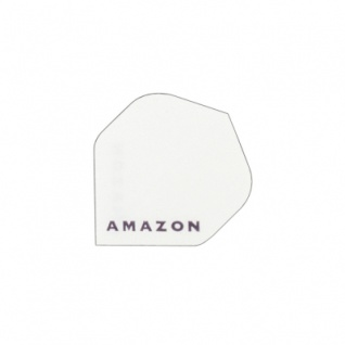 3 x Fly Amazon - Standard Flight - weiß - Polyester - 100 My