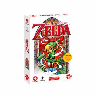 Puzzle - Zelda Link-Wind s Requiem, 360 pc