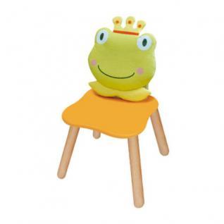 Kinderstuhl Froschkönig pastell