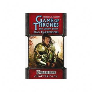 GoT Kartenspiel - Der Eiserne Thron LCG - Kriegsbeute - EroberungundW. 1