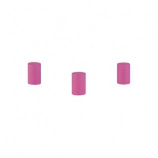 Zylinder - Walze Dia - 10x15mm - rosa