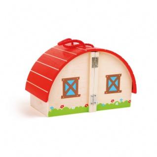Spielwelt Bauernhof aus Holz - Vorschau 3
