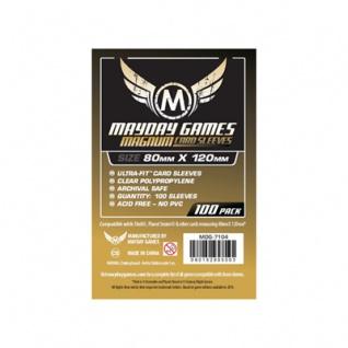 Magnum Gold Sleeve (100) - 80 x 120mm -Dixit -7104