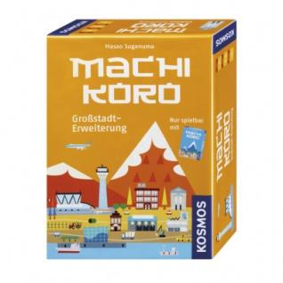 Machi Koro - Großstadt Erweiterung - 1 Erweiterung
