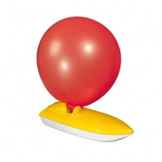 Luftballon-Boot farbig - Vorschau 5