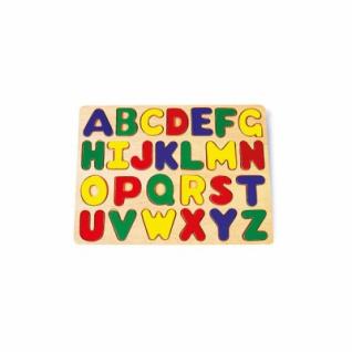 Setzpuzzle - ABC