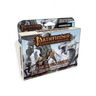 Pathfinder - Sins of Saviors Adventure Deck