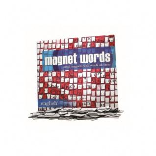 Magnetwörter - Englisch
