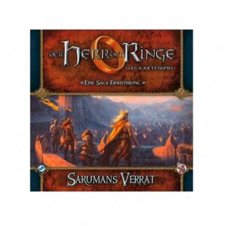 Herr der Ringe Kartenspiel - Sarumans Verrat - HDR-Saga-Erweiterung 3