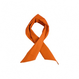 Dreiecktuch - orange