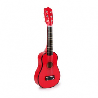 Gitarre - rot